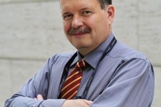 Salga Péter, a Dyntell Magyarország Kft. tulajdonos ügyvezetője