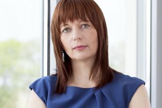 Szabo Eva, az Aptiv Connections Systems Hungary Kft. gyárigazgatója