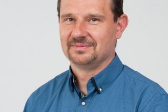 Szarvas Péter, a Chameleon Smart Home Kft. alapító ügyvezetője
