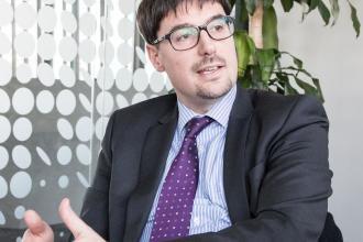 Szendrői Gábor, a Concorde MB Partners ügyvezető partnere